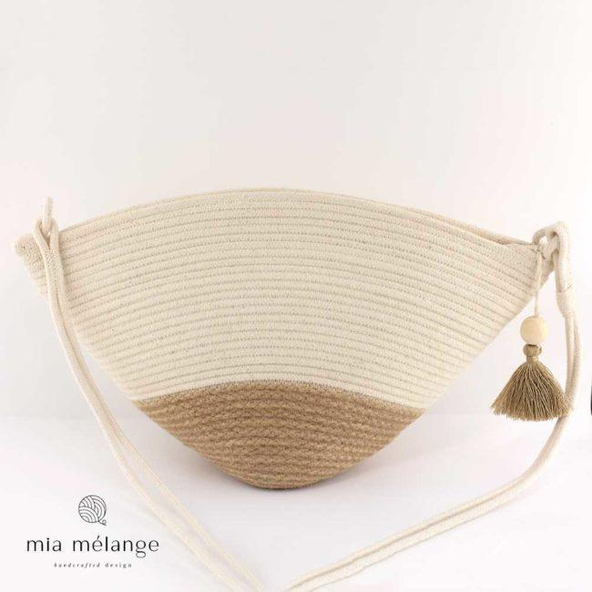 Sac à bandoulière – JUTE COLLECTION