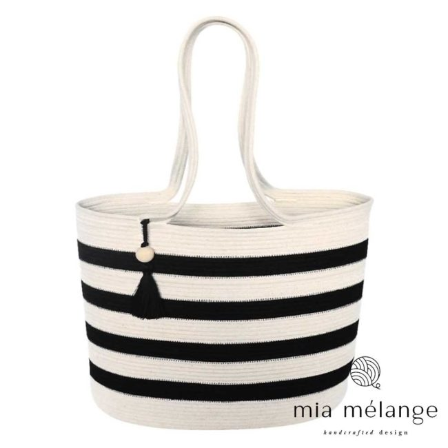 Sac à provision – IVORY LIQUORICE COLLECTION