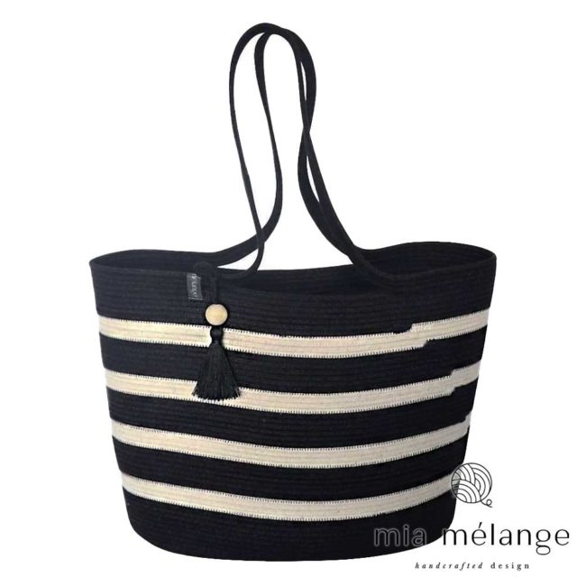 Sac à provision – BLACK LIQUORICE COLLECTION