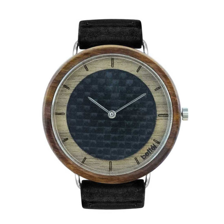 wooden-watch-carbon-dial-40mm-black-strap